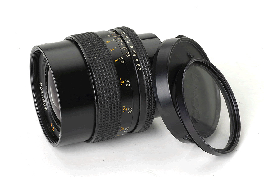 CARL ZEISS 25mm F/2,8 Distagon